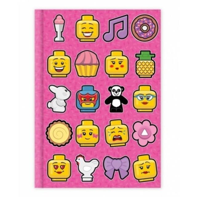 Obrázek produktu LEGO Iconic Deník - růžový