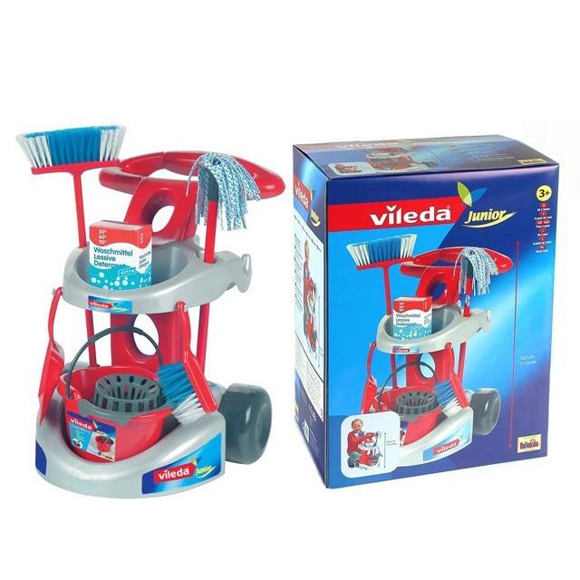 Obrázek produktu Vileda dětský uklízecí vozík velký, Klein 6721