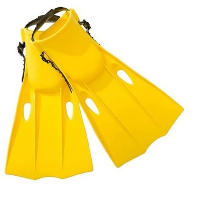 Obrázek produktu Intex 55936 Ploutve dětské velikost 35-37 žluté