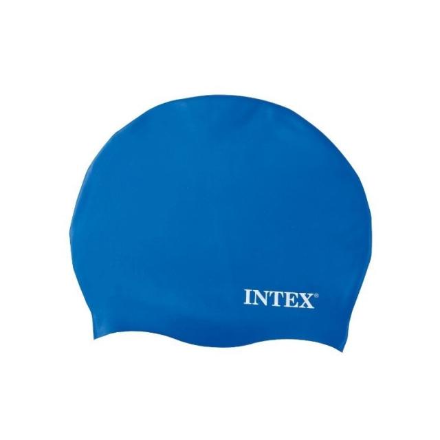 Obrázek produktu Intex 55991 Čepice koupací modrá