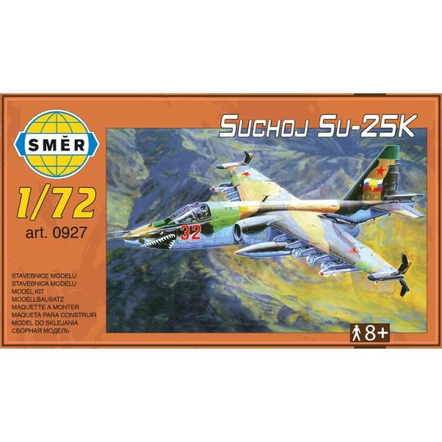 Obrázek produktu Suchoj SU-25K 1:72
