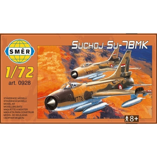 Obrázek produktu Suchoj SU-7 BMK 1:72