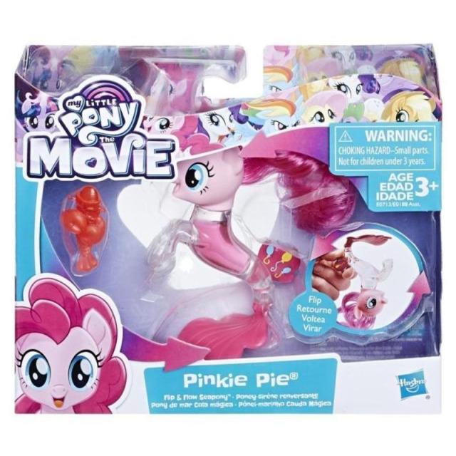 Obrázek produktu MLP My Little Pony Mořský poník měnící barvu Pinkie Pie, Hasbro E0713