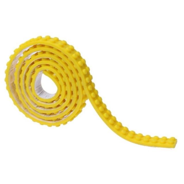 Obrázek produktu Lepící páska kostičky žlutá