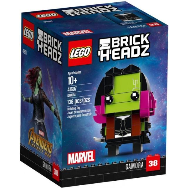 Obrázek produktu LEGO BrickHeadz 41607 Gamora™