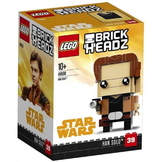 Obrázek produktu LEGO BrickHeadz 41608 Han Solo™