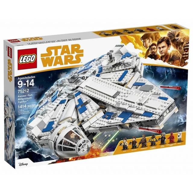 Obrázek produktu LEGO Star Wars 75212 Kessel Run Millennium Falcon™