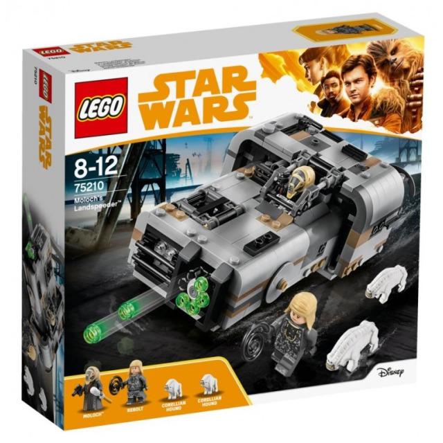 Obrázek produktu LEGO Star Wars 75210 Molochův pozemní speeder™