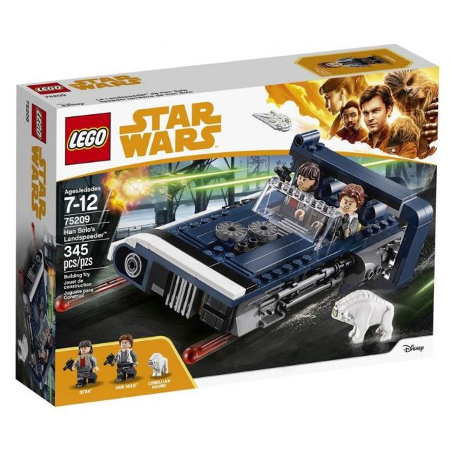 Obrázek produktu LEGO Star Wars 75209 Han Solův pozemní speeder™
