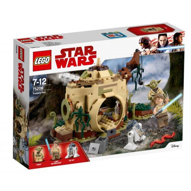 Obrázek produktu LEGO Star Wars 75208 Chýše Mistra Yody™