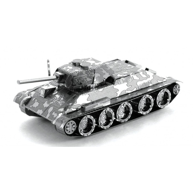 Obrázek produktu Metal Earth T-34 Tank, 3D model