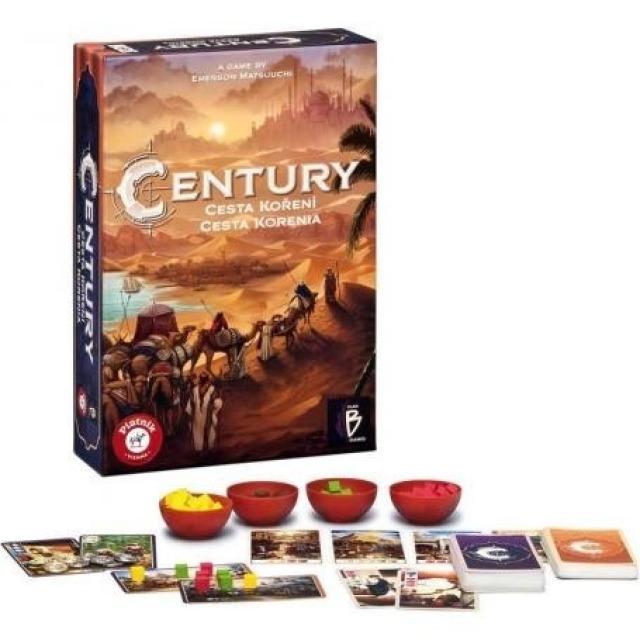 Obrázek produktu Century I. - Cesta koření, hra Piatnik