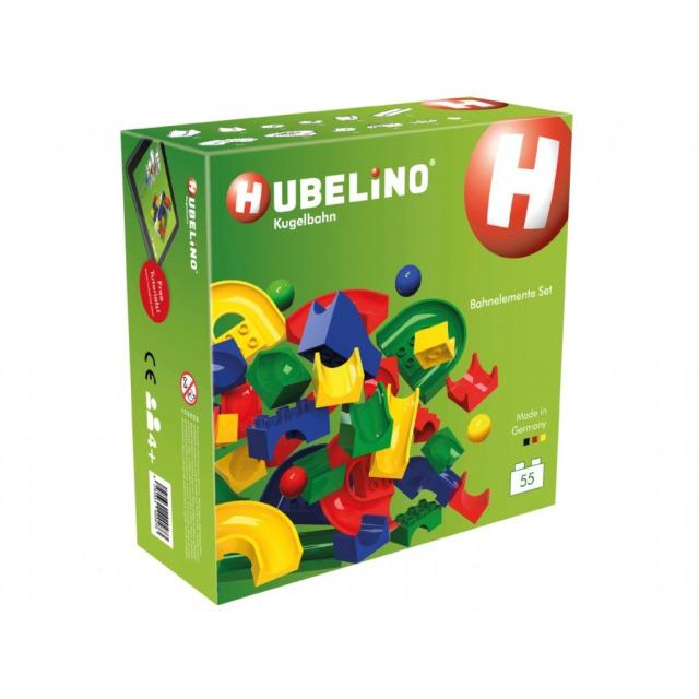 Obrázek produktu HUBELINO Kuličková dráha Set bez kostek 55 ks