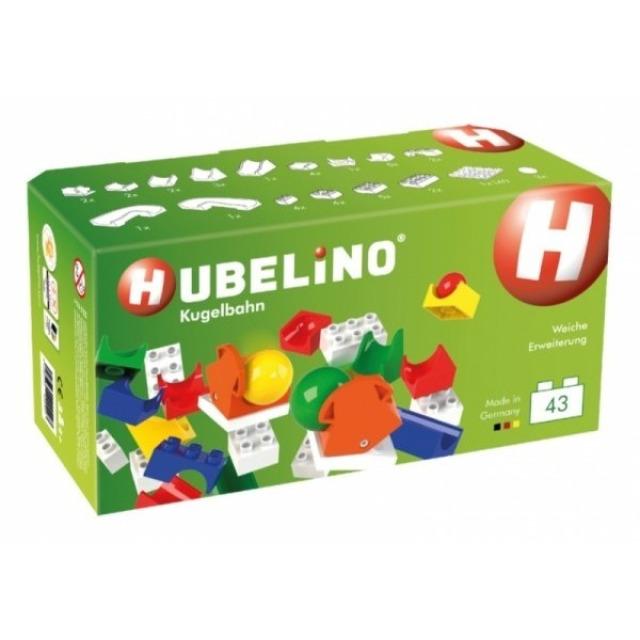 Obrázek produktu HUBELINO Kuličková dráha Rozšíření 43 ks s přepínačem