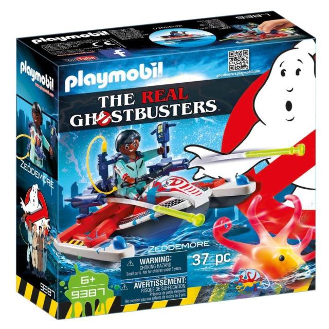 Obrázek produktu Playmobil 9387 The Real Ghostbusters Zeddemore na vodním skútru