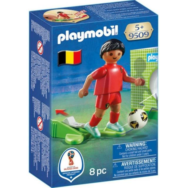 Obrázek produktu Playmobil 9509 Fotbalista Belgie