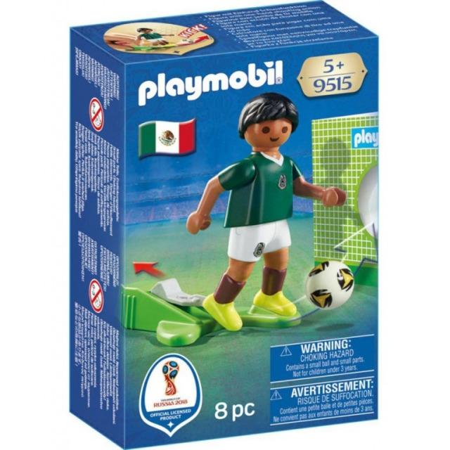 Obrázek produktu Playmobil 9515 Fotbalista Mexika