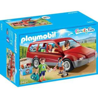 Obrázek 1 produktu Playmobil 9421 Rodinné auto na výlet