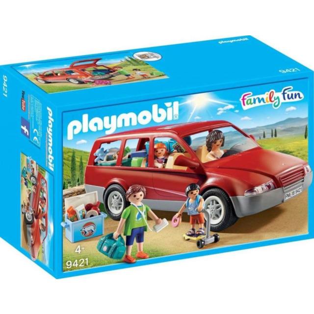 Obrázek produktu Playmobil 9421 Rodinné auto na výlet