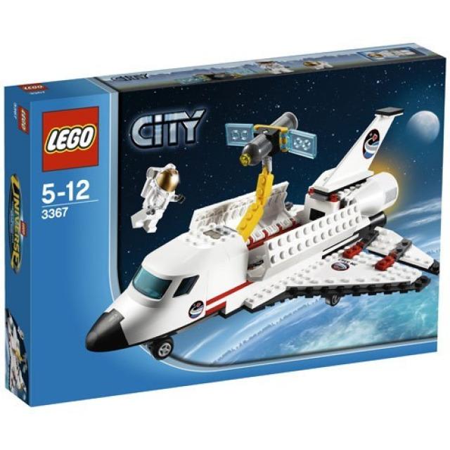 Obrázek produktu LEGO CITY 3367 Raketoplán (Vesmírná loď)
