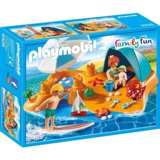 Obrázek 1 produktu Playmobil 9425 Rodina na pláži