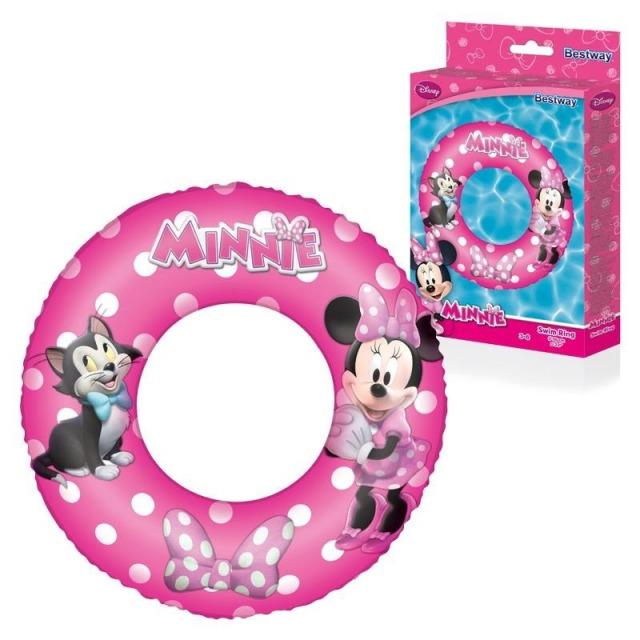 Obrázek produktu BestWay Nafukovací kruh Minnie, průměr 56cm