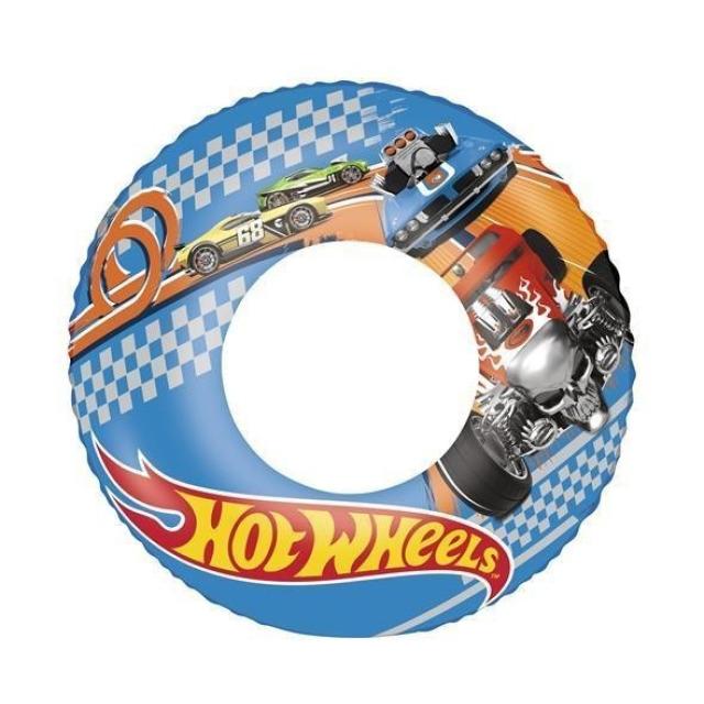 Obrázek produktu BestWay Nafukovací kruh Hot Wheels, průměr 56cm