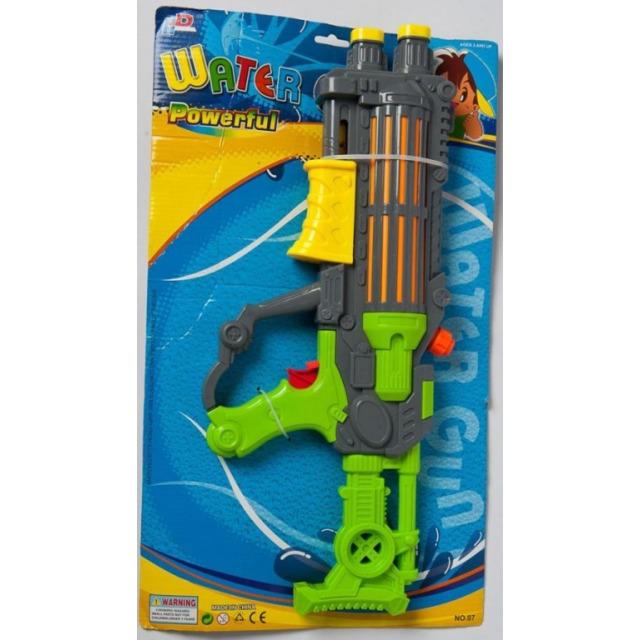 Obrázek produktu Vodní pistole šedozelená 49cm