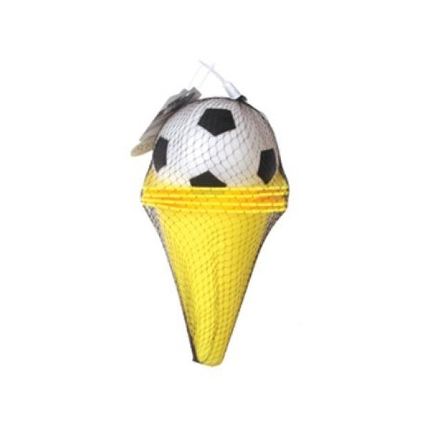 Obrázek produktu Kužely žluté s fotbalovým míčkem