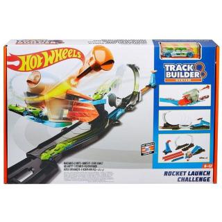 Obrázek 1 produktu Hot Wheels Track Builder Výzva se smyčkou, Mattel FLK60