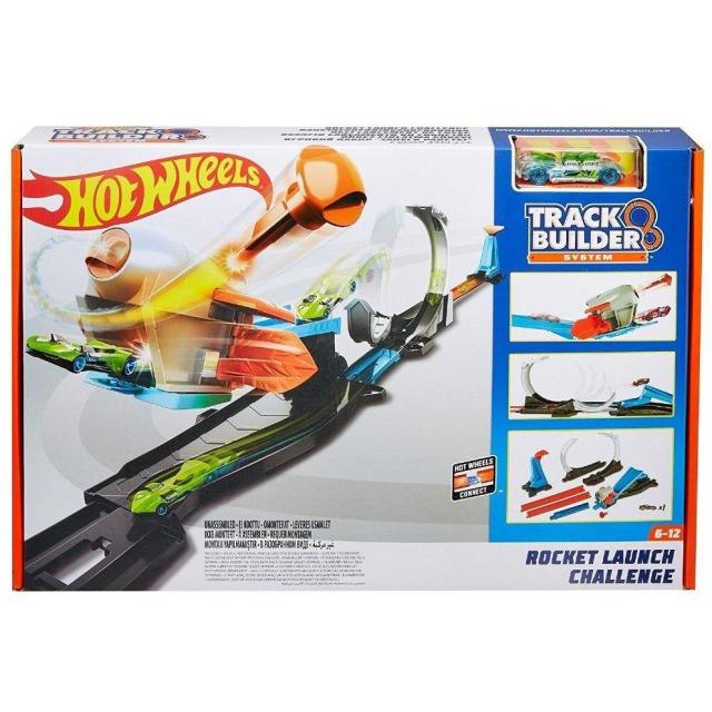 Obrázek produktu Hot Wheels Track Builder Výzva se smyčkou, Mattel FLK60