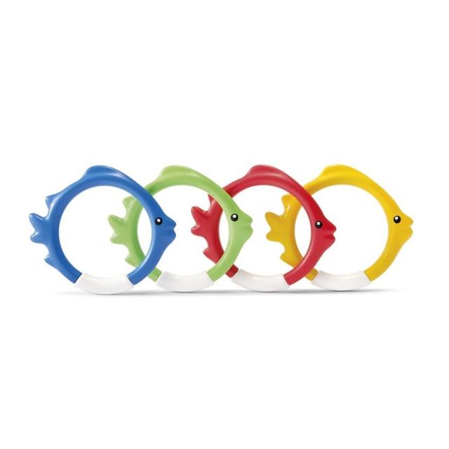 Obrázek produktu Intex 55507 Kroužky pro potápění v designu rybiček