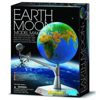 Obrázek 1 produktu KidzLabs Země a měsíc model