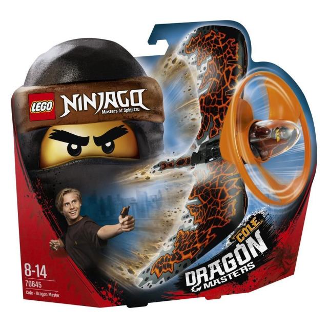 Obrázek produktu LEGO Ninjago 70645 Dračí mistr Cole