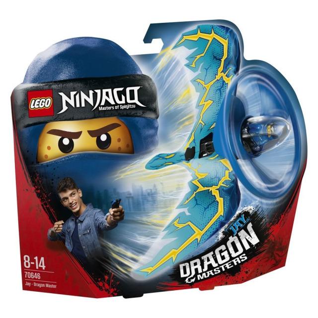 Obrázek produktu LEGO Ninjago 70646 Dračí mistr Jay