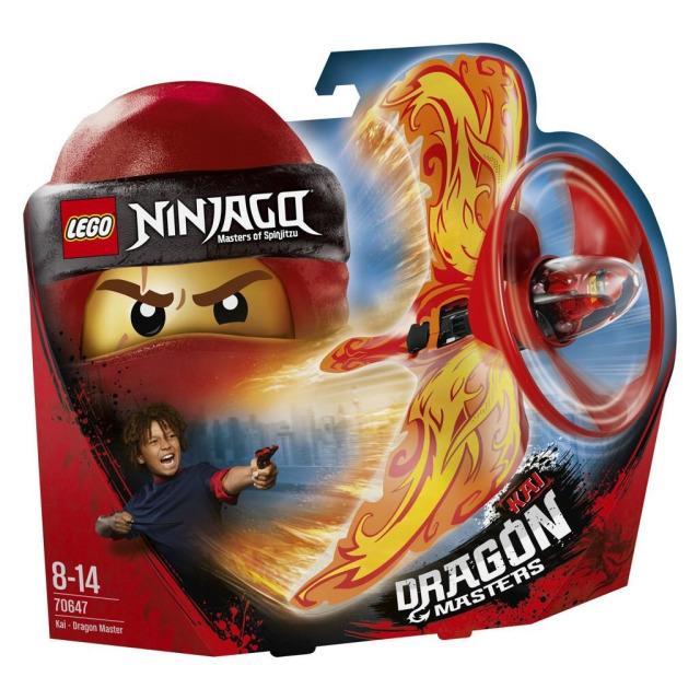 Obrázek produktu LEGO Ninjago 70647 Dračí mistr Kai