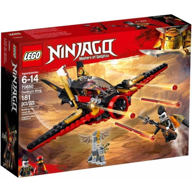 Obrázek produktu LEGO Ninjago 70650 Křídlo osudu