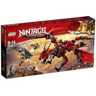 Obrázek 1 produktu LEGO Ninjago 70653 Firstbourne