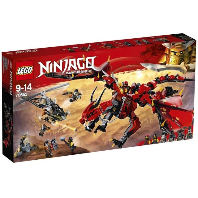 Obrázek produktu LEGO Ninjago 70653 Firstbourne