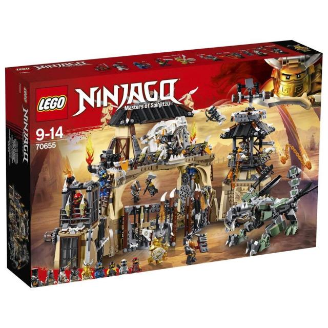 Obrázek produktu LEGO Ninjago 70655 Dračí jáma