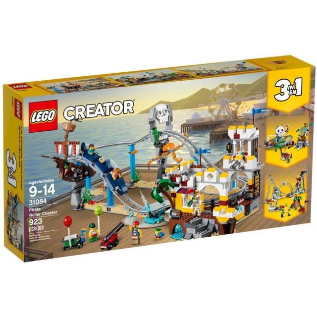 Obrázek produktu LEGO CREATOR 31084 Pirátská horská dráha