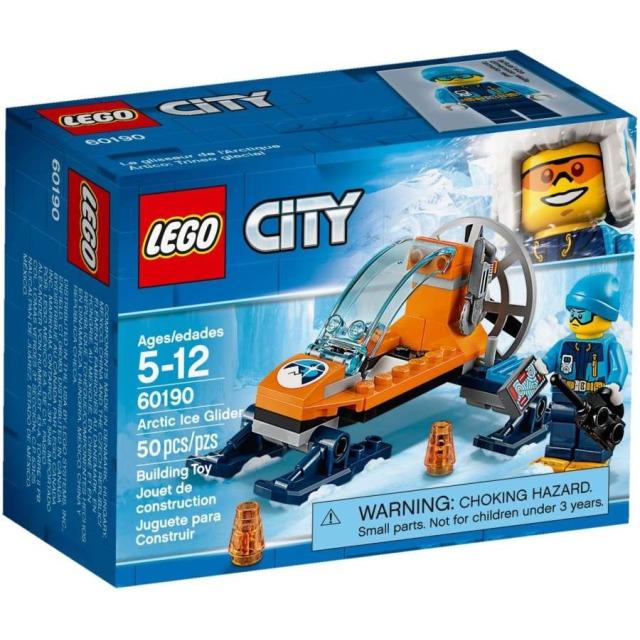 Obrázek produktu LEGO City 60190 Polární sněžný kluzák