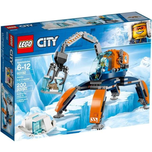 Obrázek produktu LEGO CITY 60192 Polární pásové vozidlo