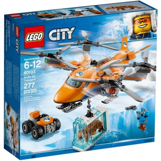 Obrázek produktu LEGO CITY 60193 Polární letiště
