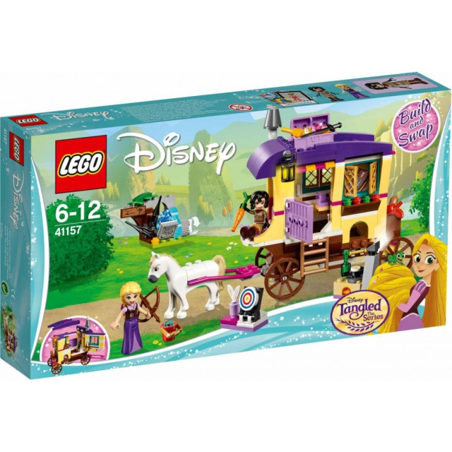 Obrázek produktu LEGO Disney 41157 Locika a její kočár
