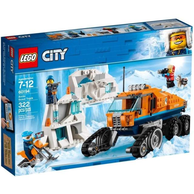 Obrázek produktu LEGO City 60194 Průzkumné polární vozidlo