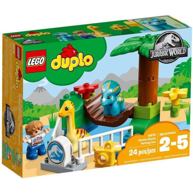 Obrázek produktu LEGO DUPLO 10879 Dinosauří ZOO