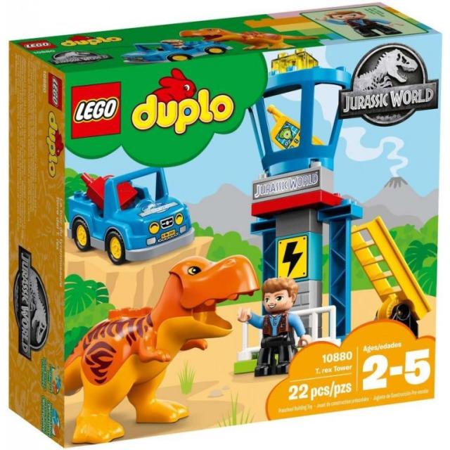 Obrázek produktu LEGO DUPLO 10880 T-Rex a věž
