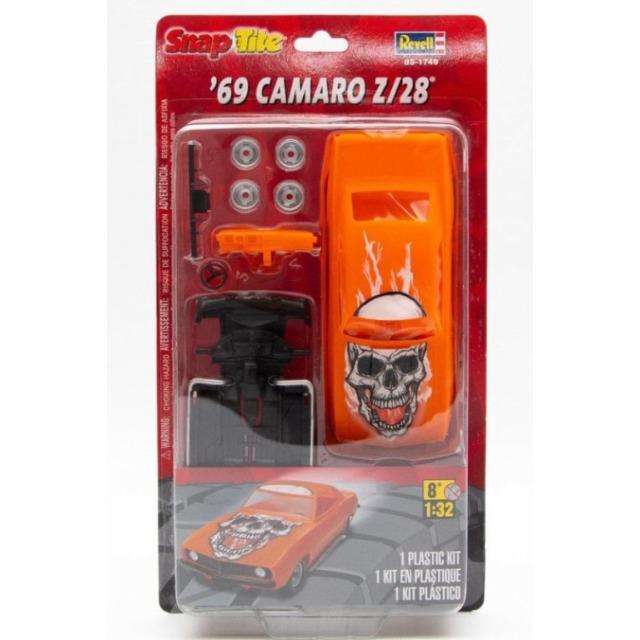 Obrázek produktu Revell 1749 SnapTite '69 Camaro Z/28 1:32