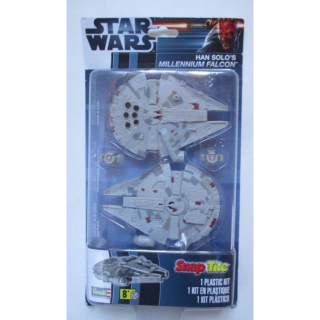 Obrázek produktu Revell 8341 SnapTite Star Wars Han Solo's Millennium Falcon 1:32